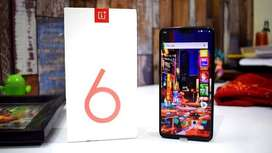 One Plus 6 6GB 64HDD in Excellent Condition