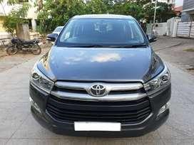 Toyota INNOVA CRYSTA 2.4 VX Manual 8S, 2016, Diesel