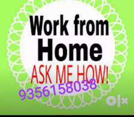 Part time job/ full-time job opportunity for students or House wife
