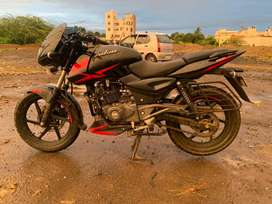 Bajaj pulser 150 twin disc
