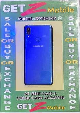 Samsung Galaxy A10s Blue 2/32