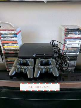 [PRICE DROP ] PS3  CONSOLES STARTING AT 6499/-