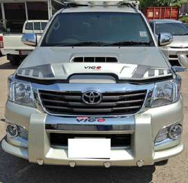 Toyota Hillux Thai on easy monthly installments