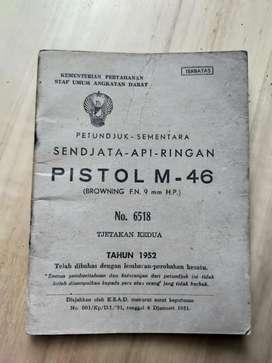 Buku Petundjuk Antik Angkatan Darat