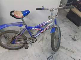 Used Cycle blue with Mountain rims/tires