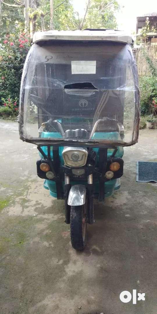 Hero Battery rikshaw 0