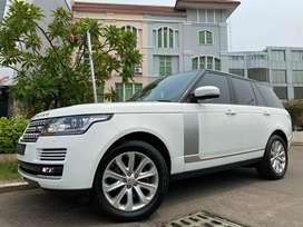 Range Rover Vogue 2014 Bensin White Km11.000 Antik 2TV RSE Vacum Doors