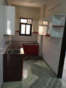 NEW BRAND SEMI FURNISHED 2BHK 65 SQ YARD BUILDER FLOOR NEAR METRO