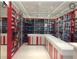 Sales girls and sales man required in jewellery garment car showrooms