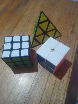 Rubicks cubes