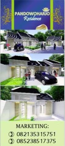 Rumah dekat RSUD Sleman Puskesmas Nyaen Pemda Sleman bisa KPR
