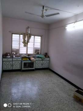 2 bhk 15 years old. With private terrace