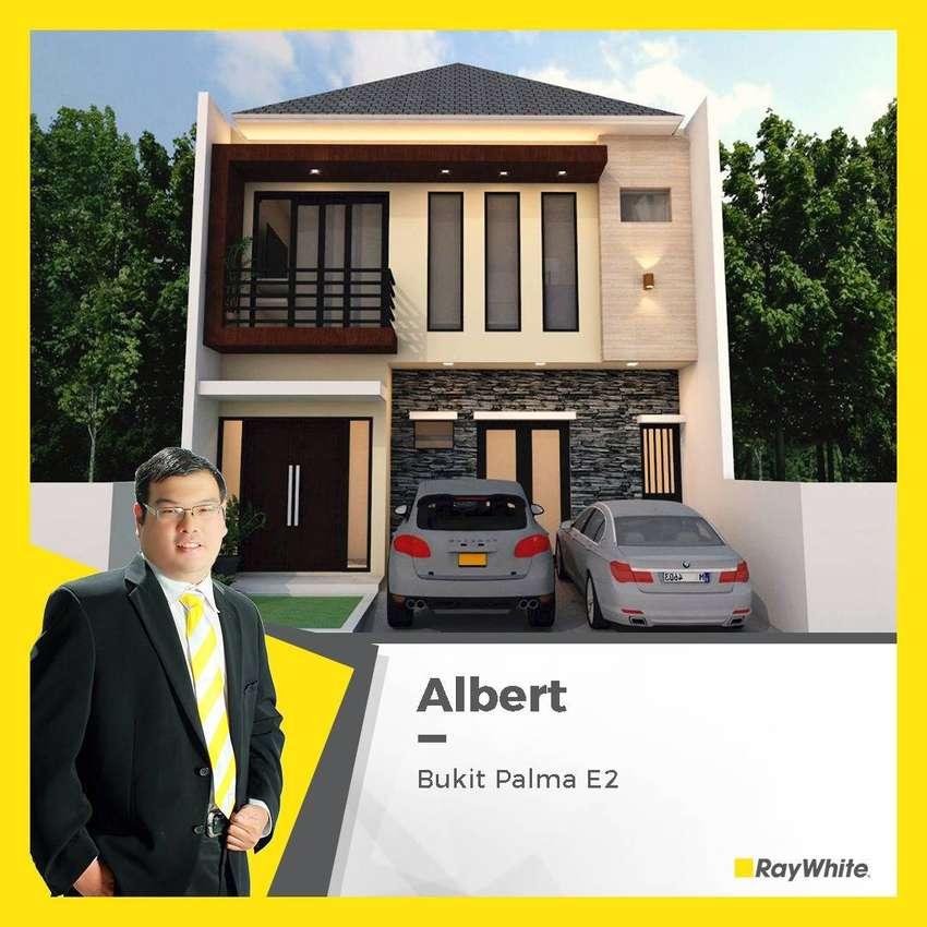 Rumah Dijual di Bukit Palma Blok E2, Citraland, Pakal 0
