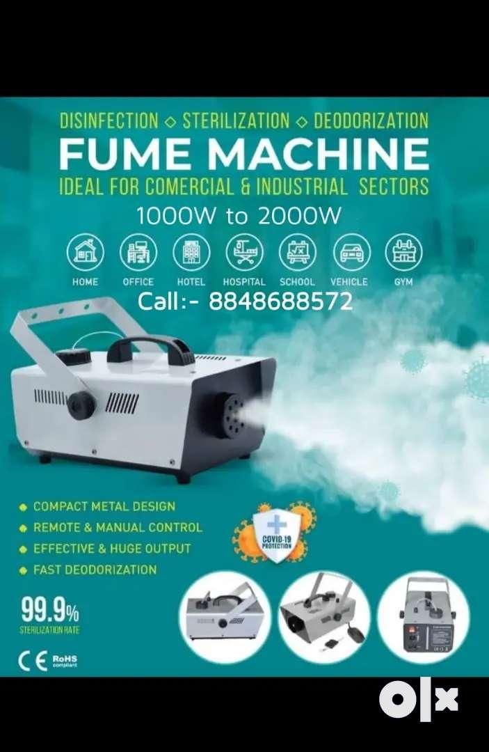 Thermal Fogging Machine (Wireless)
