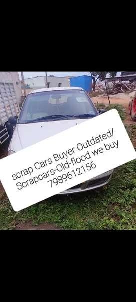 Scrap Car Buyer/we buy Old-Outdated-Scrap bike/Cars