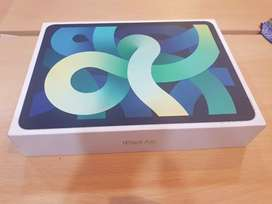 iPad Air 64gb (4th Generation) wi-fi+cellular Only 8 days old (Indian)