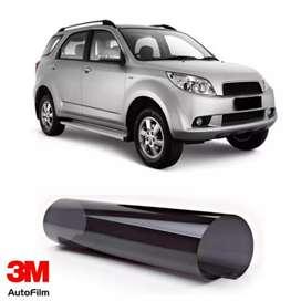 kaca film 3m pilihan tepat untuk mobil anda biar adem