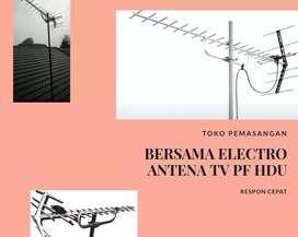 Menerima pasang signal antena tv lokal terdekat jatiasih