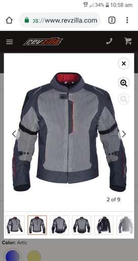 oxford toledo air jacket