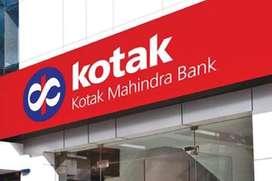 kotak bank work all work is online
