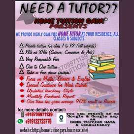 HOME TUITION GAYA