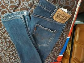 Levis 510 Orange Tab Skinny Fit Jeans - Orange Rinse, Ukuran 30