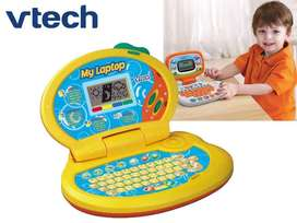 Vtech Kids Pre School Educational Laptop Toy with 20 Activities