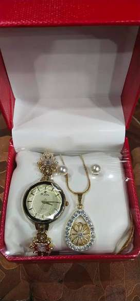 Best Quality Girls Gift watches Box