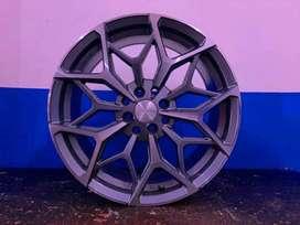 Kredit Velg Mobil Ring 17 Lantis, Accord, Baleno Dengan HCI