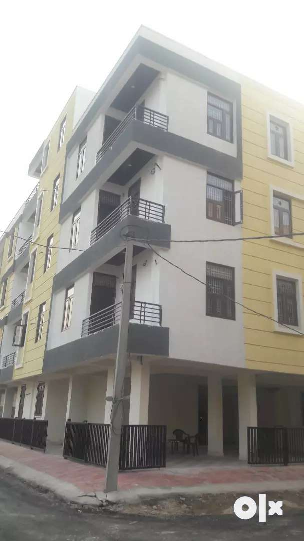 3bhk flats for sale in niwaru road, nearby murlipura, sikar road 0