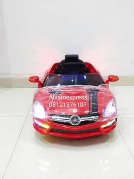 Mobil Mainan Aki PMB M 5688 MORAINE Merah