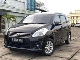 Suzuki Ertiga GX 2015 / 2014 matic tngan pertama pjk pjng srvc record