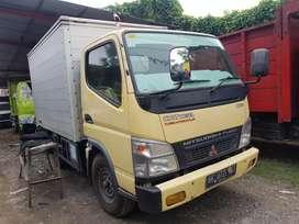 Mitsubishi canter 110 ps box 4 roda