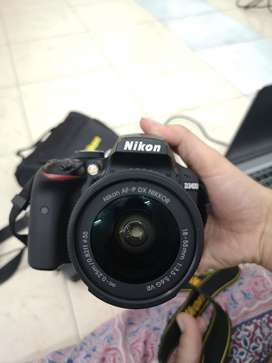 Nikon D3400 10/10 condition for sale