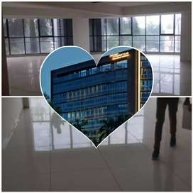 1550sqft UN-FURNISHED office space at Rent Fortune Ambience Tukoganj