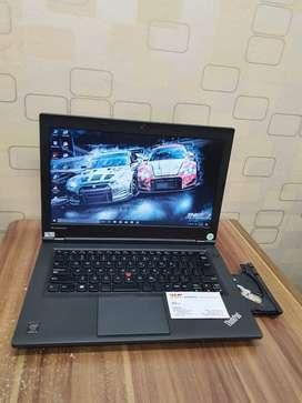 Laptop Lenovo L44 Core i3 supercepat 8gb 320gb dvd VGA2GB sekolah ZOOM