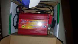 Smart battery charger 12 volt 10 amp