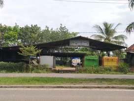 Tanah 6200 Murah Musi 2 Citraland eks Gudang Palembang