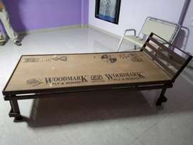 IRON BED WITH MATRESS 30 PIECES