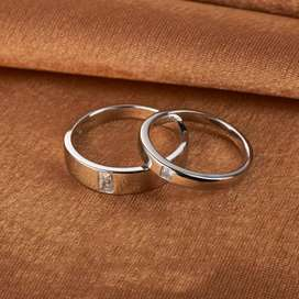 Custom cincin kawin favorit
