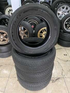 4pc Dunlop Grandtrek 265/60 R18 Pajero,Fortuner Vrz