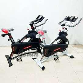 Ready sepeda statis spining bike tangguh & kkoh
