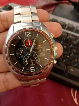 Casio Edfice Red Bull F1 Racing Limited Edition