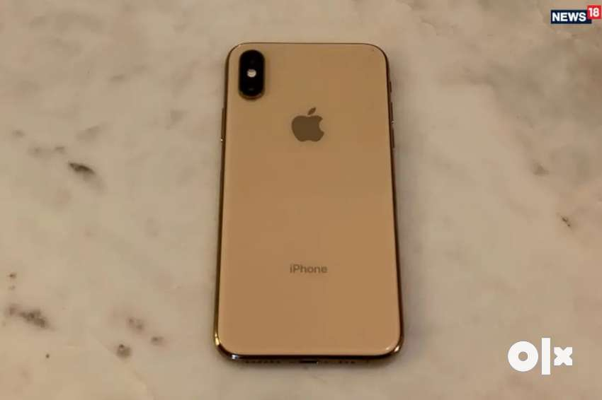 Iphone xs 64gb golden without face id 0