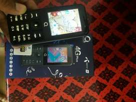 Q mobile 4g plus only 15 days use