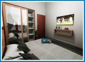 Kost 11 Kamar 2LT Jogja Selatan Dijual Gratis Furniture