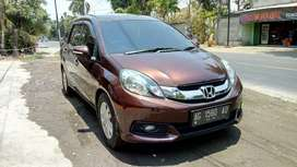 Honda Mobilio 1.5 E 2014 pmk 2015 asli AG tgn 1 di Bintang Motor