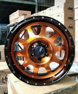 Velg Mobil Pajero Fortuner ford ranger R20x9 H6x139,7 *HSR Wheel*