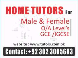 Home tuition teacher and Tutors in F11 Islamabad