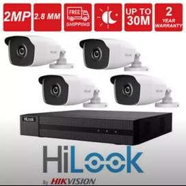 paket kamera cctv Full HD paket kumplit Free pasang